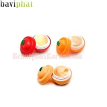 [mini] BAVIPHAT Fruits Miniature Series 7ml*3pcs (Lemon,Apple,Peach), Baviphat